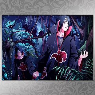Плакат Аниме Naruto 061