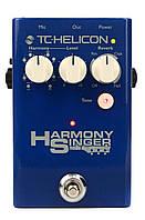 Педаль для вокалистов TC-Helicon Harmony Singer 2