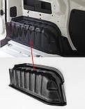 Пластиковые защитные накладки на внутренние колесные арки для Citroen Nemo 2007+, фото 2