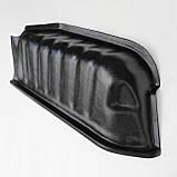 Пластиковые защитные накладки на внутренние колесные арки для Citroen Nemo 2007+, фото 8