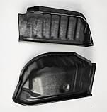 Пластиковые защитные накладки на внутренние колесные арки для Citroen Nemo 2007+, фото 9