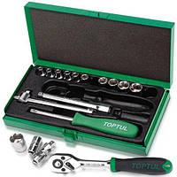 Инструмент для СТО, шиномонтажа TOPTUL  набор 17 едениц, фото 1