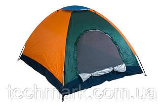 Палатка туристическая D&T - 2,5 x 2 м 4-х местная
