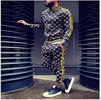 Hugo Мужской стильный спортивный костюм