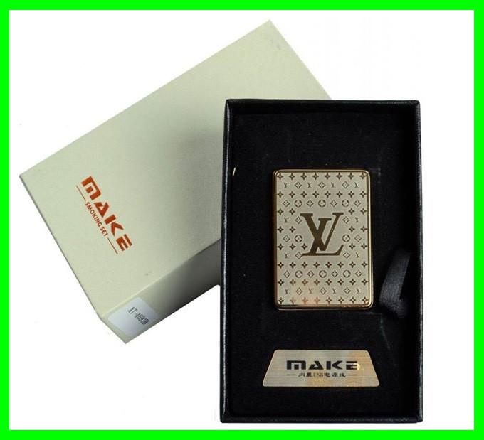 ✅ Электрическая USB зажигалка (Giorgio Armani,Louis Vuitton,Gucci...)