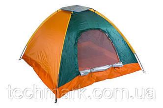Палатка туристическая  D&T - 2 x 2 м 4-х местная