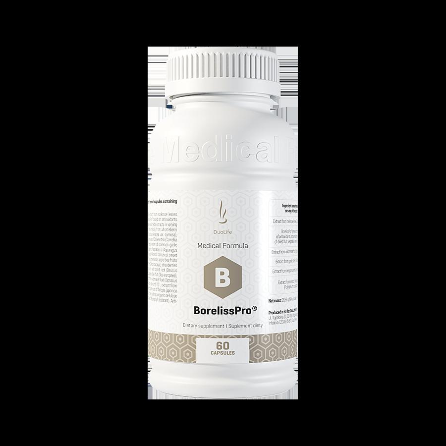 БорелісПро BorelissPro Duolife, протипаразитарний комплекс, допомога після укусів кліща
