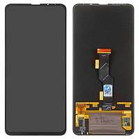 Дисплей (LCD) Xiaomi Mi Mix 3 TFT з тачскріном, чорний