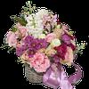 Корзины для подарков из флористики