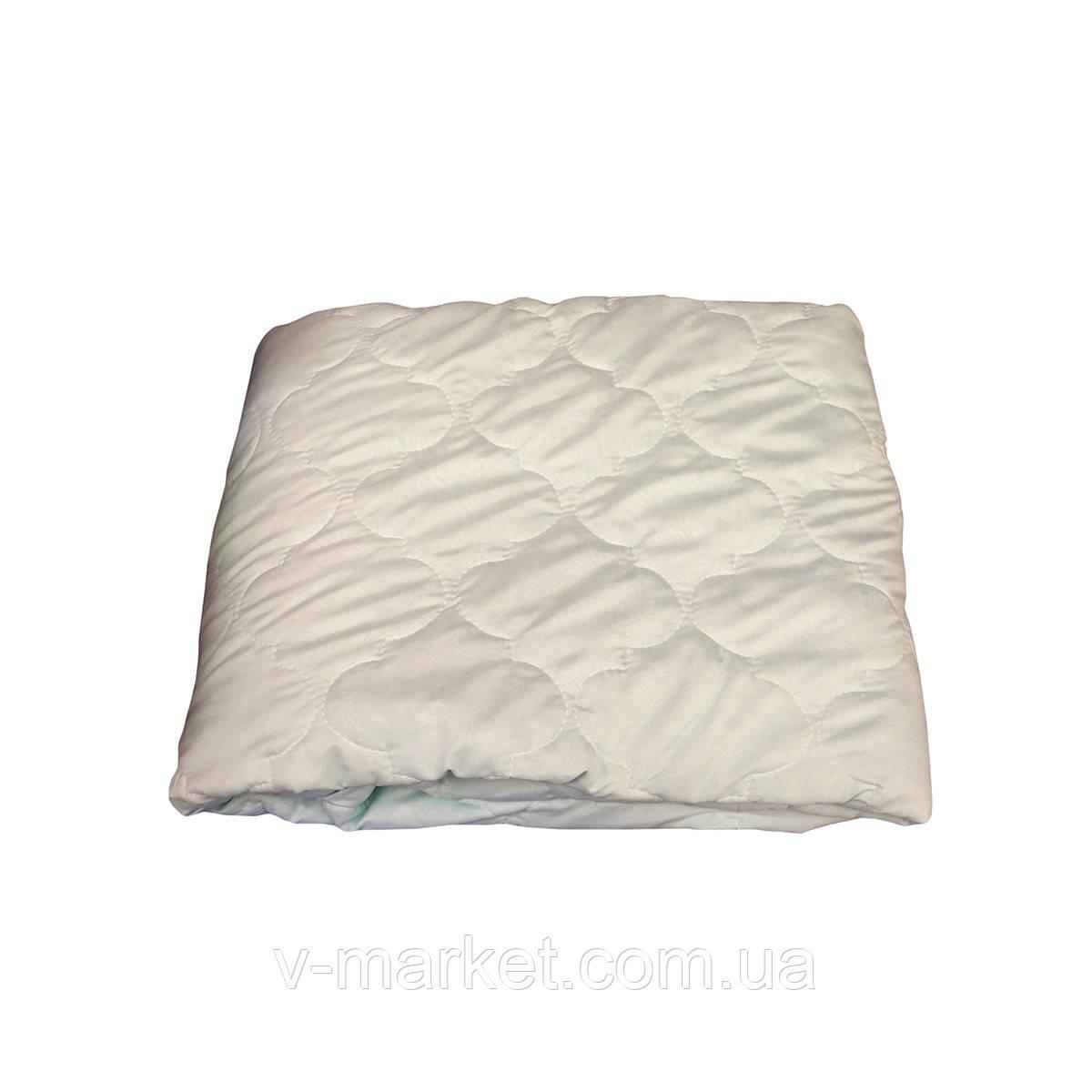 Летнее одеяло покрывало двуспальное однотонное Бамбук , 175/205, бамбук, ткань микрофибрафибра
