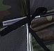 Палатка автоматическая D&T - 2,1 x 2,1 м  водонепроницаемая для кемпинга, рыбалки  Хаки, фото 7