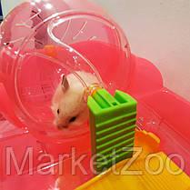 Клетка для грызунов М02 со счетчиком, фото 3