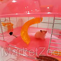 Клетка для грызунов М02 со счетчиком, фото 2