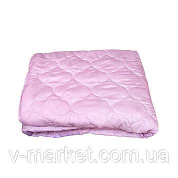 Літній ковдру покривало євро розмір однотонне Бамбук, 195/205, тканина мікрофібра