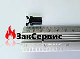Фиксатор крышки панели управления на газовый котел Ariston CLAS, GENUS (EVO, PREMIUM) 65100676, фото 5