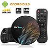 Приставка Smart TV Box HK1 max (4+64 Android )
