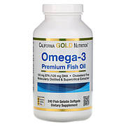 Омега-3 оригинальная и качественная продукция премиум качества производства США!