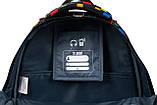 Рюкзак ST.RIGHT BP02 GAME OVER 43x32x21 см 24 литра, фото 8