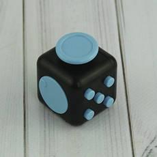 Кубик антистресс Fidget Cube (черный), фото 3