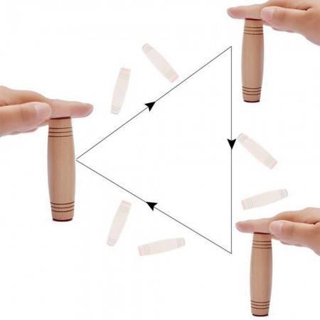 Палочка-перевертыш Мокуру Fidget Stick (голубой), фото 2