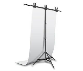 Фотофон, фон для фото предметной съемки Deep PVC Белый 60×130 см ПВХ (Матовый)
