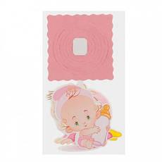 Гирлянда 3D Girl с подвеской Новорожденная, фото 3