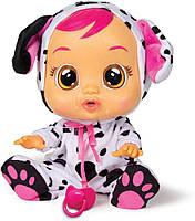 Интерактивная Кукла плакса IMC Toys Cry Babies Dotty Doll Пупс собачка Долматинец