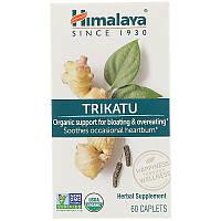 Himalaya, Трикату, улучшение работы желудка, 60 капсул