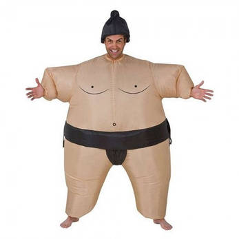 Надувной костюм Сумо, фото 2