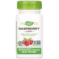 Nature's Way, Raspberry Leaf, 900 mg, 100 Vegan Capsules