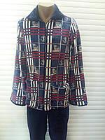 Пижама мужская со штанами Махра