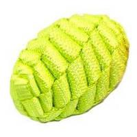 Игрушка для собак Мяч плетёный «Stretch» GimDog 6 см