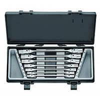 Набор ключей карданных, 6-19 мм, 7 предметов, Force 5074