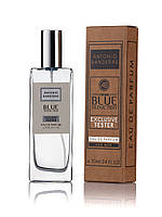 Antonio Banderas Blue Seduction чоловіча парфумерія тестер Exclusive Tester 70 ml (репліка)