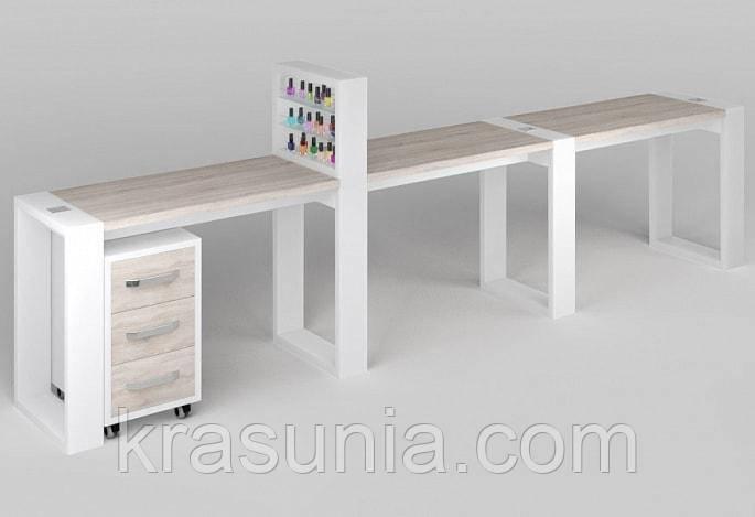 Маникюрный стол Valio 6