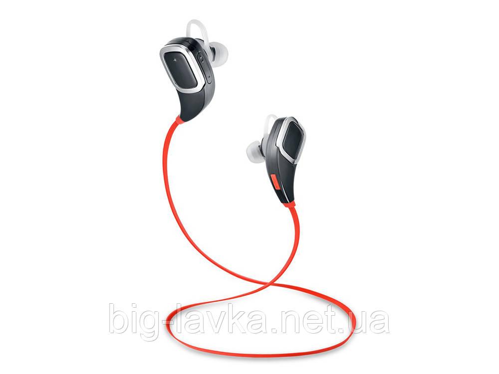 Bluetooth гарнитура Kebidumei  Красный