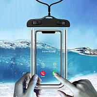 Универсальный водонепроницаемый чехол для телефона и документов / Цвета в ассортименте, фото 1