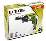 ✅ Дрель электрическая Eltos ДЭ-850, фото 5