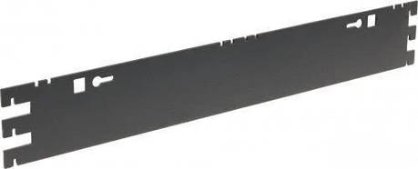 Кронштейн двусторонний к стеллажу КМ 7016 Темно-коричневый 445мм modern expo, фото 2