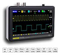 FNIRSI-1013D  портативный осциллограф 1 х 100МГц, фото 2
