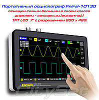 FNIRSI-1013D  портативный осциллограф 1 х 100МГц, фото 6