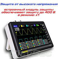 FNIRSI-1013D  портативный осциллограф 1 х 100МГц, фото 8