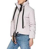 """Модная укороченная женская демисезонная куртка """"Моника"""""""