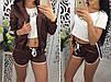 Женский спортивный костюм-тройка, фото 10