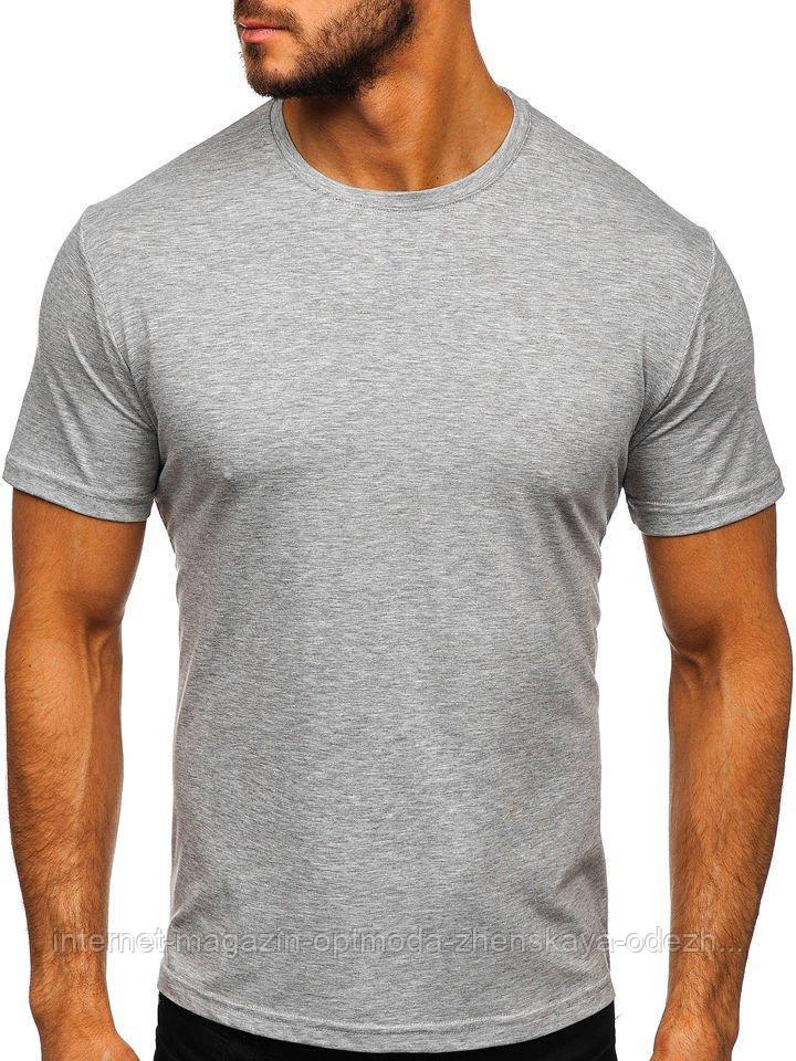 """Базовая мужская футболка больших размеров """"Ричард"""""""
