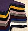 Женский полушерстяной вязаный свитер под горло, расцветок очень много, размер: универсальный 44-54, фото 8