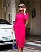 Эффектное шикарное облегающее платье со шнуровкой от талии к низу, красивая женская одежда, фото 9