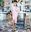 Эффектное шикарное облегающее платье со шнуровкой от талии к низу, красивая женская одежда, фото 10