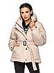 """Теплая женская зимняя куртка с поясом на пряжке """"Дорети"""", фото 9"""