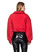 """Короткая демисезонная женская куртка с отложным воротником """"Любава"""", фото 2"""